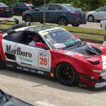Toyota MR2 Garage Unique… Fumer n'est pas forcément dangereux pour la santé !