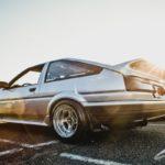 AE86 Turbo VTEC… Takumi a grandi !