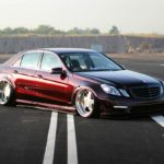 Bagged Merco W212 - Classe Aff'Air !