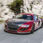 ABT Audi R8 GTR - Une Audi sous Ecsta !