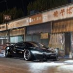 Acura NSX by Liberty Walk – Sauce soja !