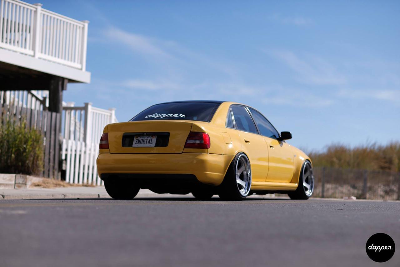 Audi S4... Sous amphet' ! 1