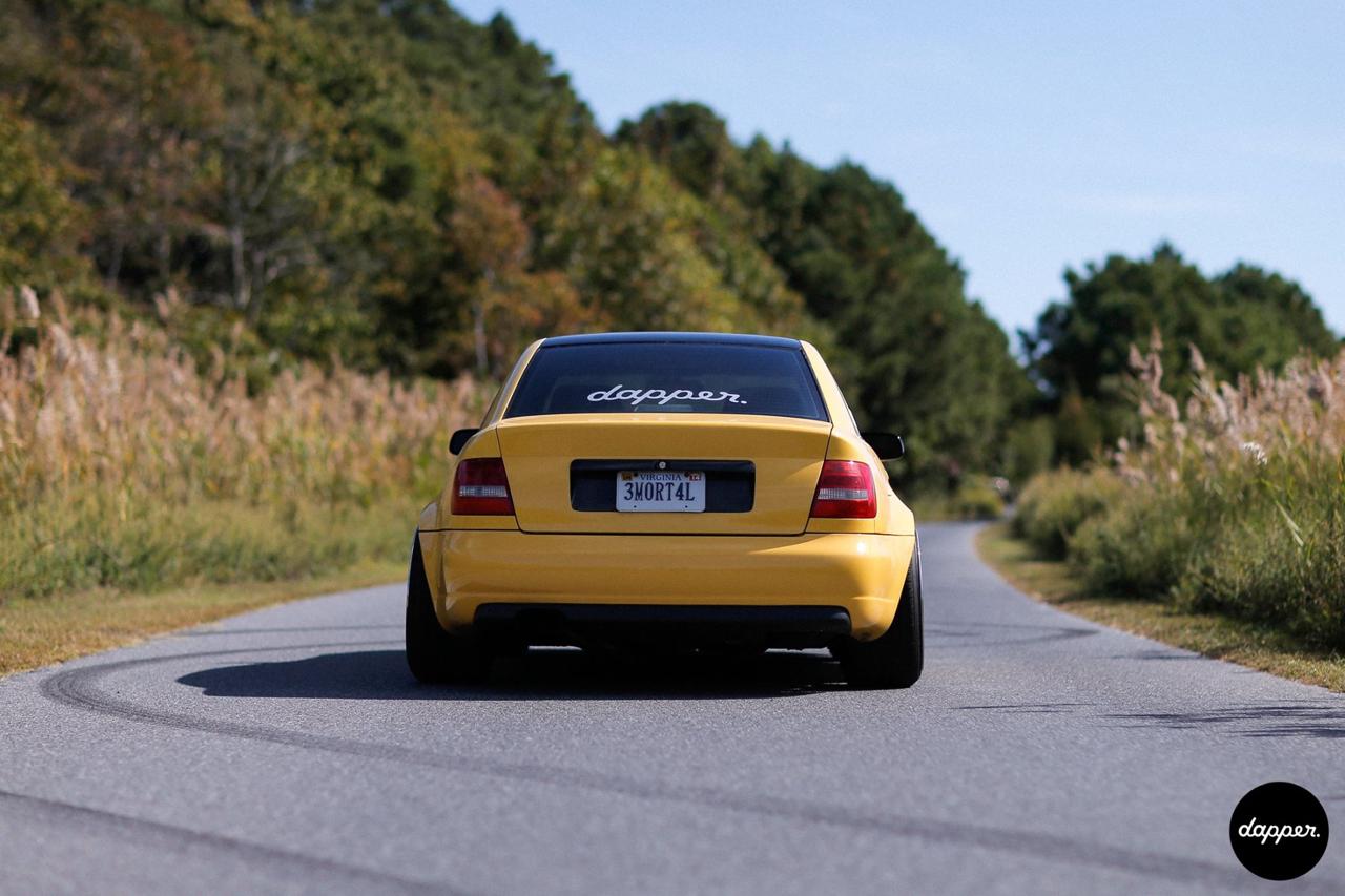 Audi S4... Sous amphet' ! 2
