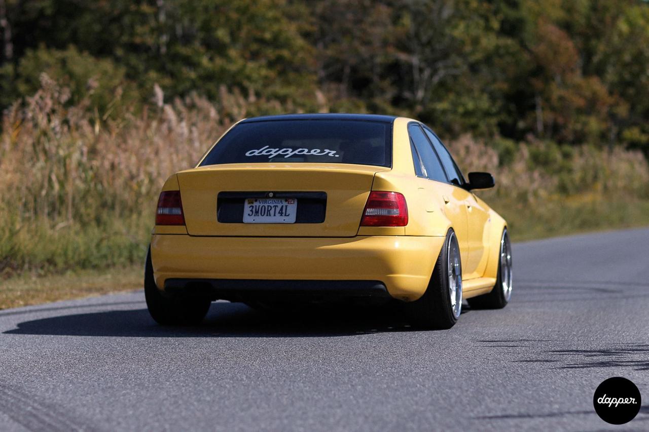 Audi S4... Sous amphet' ! 12