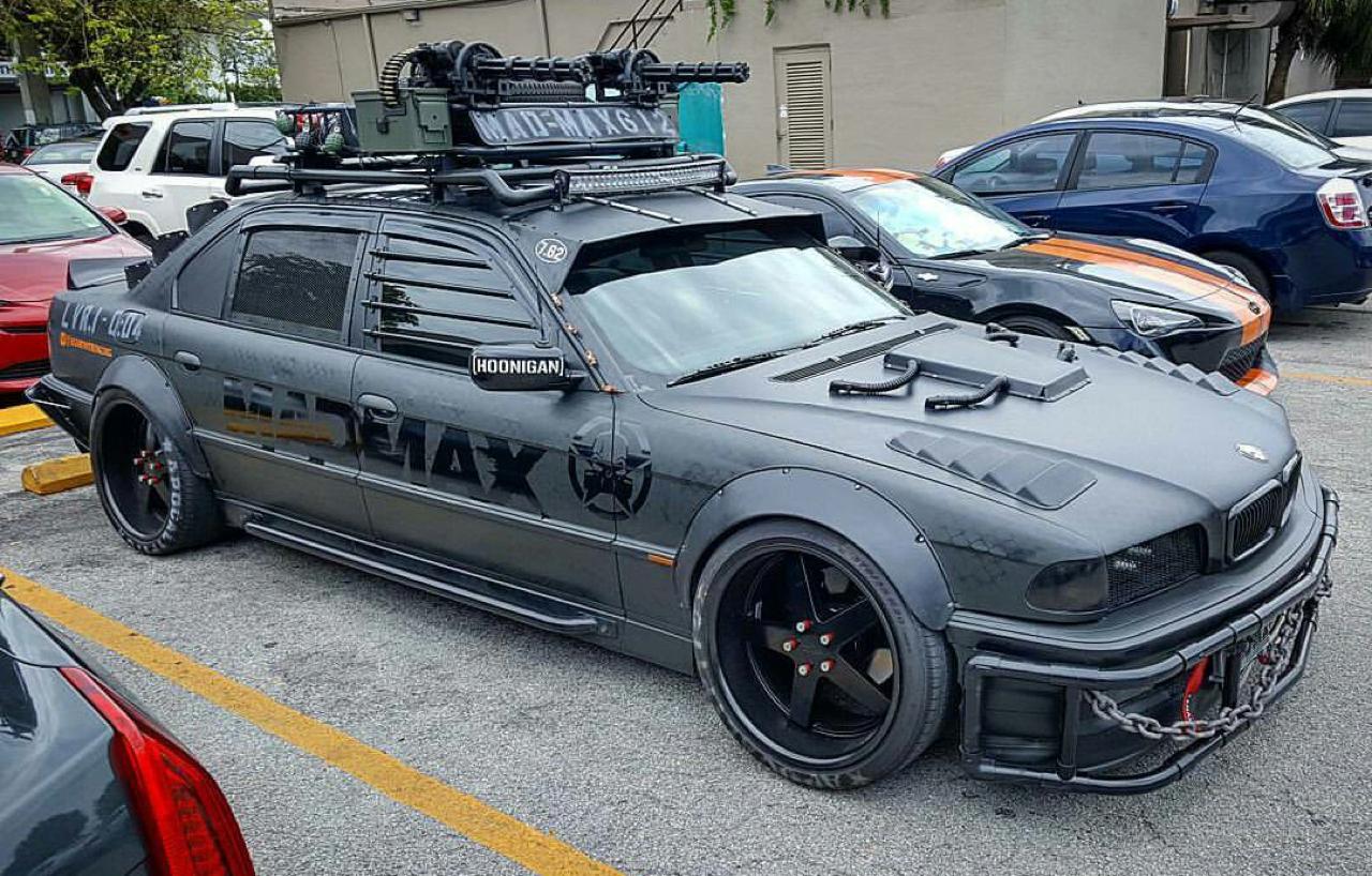 BMW 740i : Zombie Apocalypse ou Mad Max ?! 20