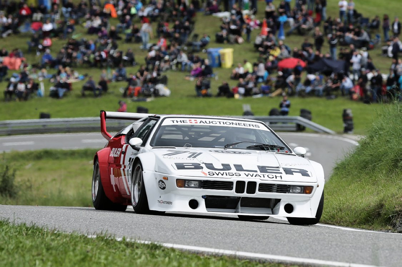 Hillclimb Monster : BMW M1 Procar... Retraitée énervée ! 7
