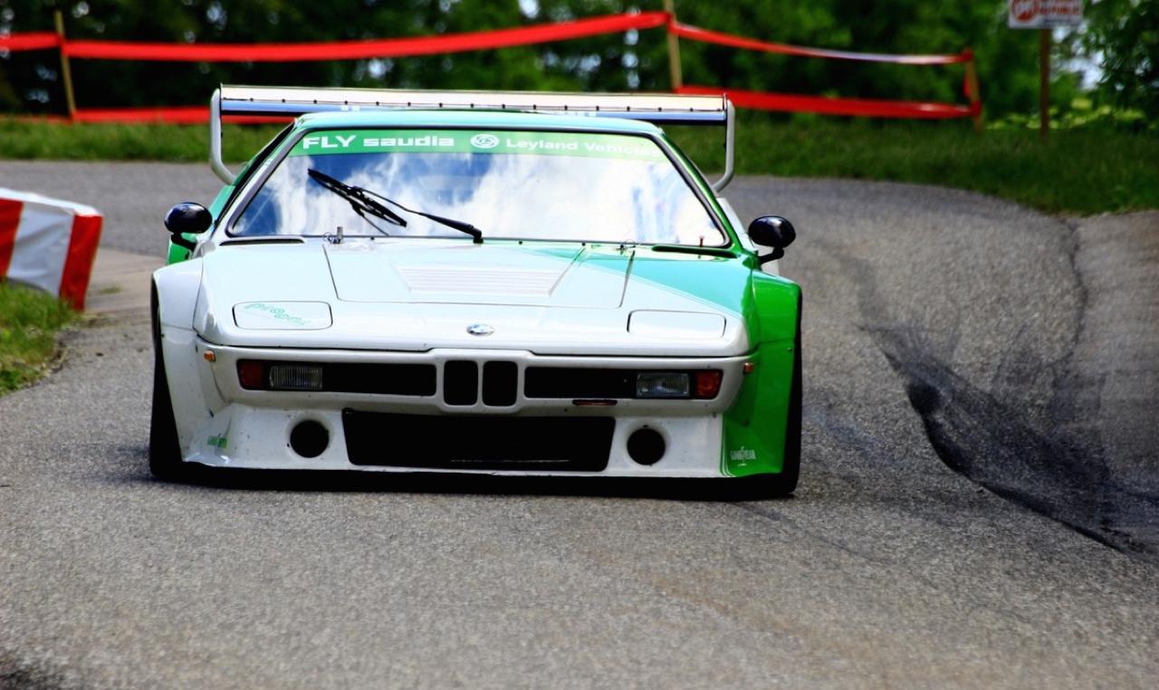 Hillclimb Monster : BMW M1 Procar... Retraitée énervée ! 8