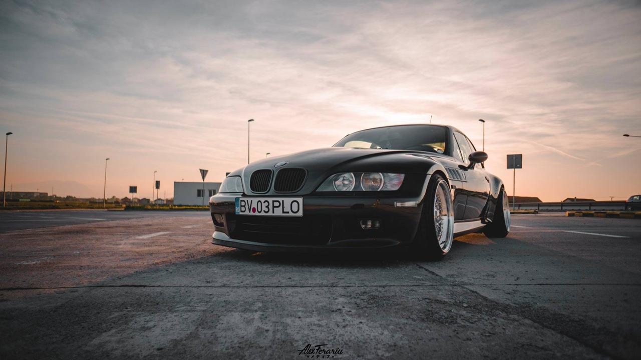 BMW Z3 Coupé 3.0l... La crème bavaroise ! 25