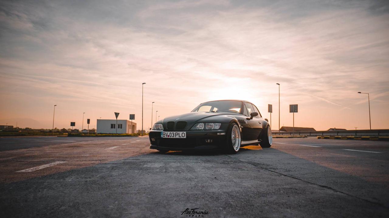 BMW Z3 Coupé 3.0l... La crème bavaroise ! 24