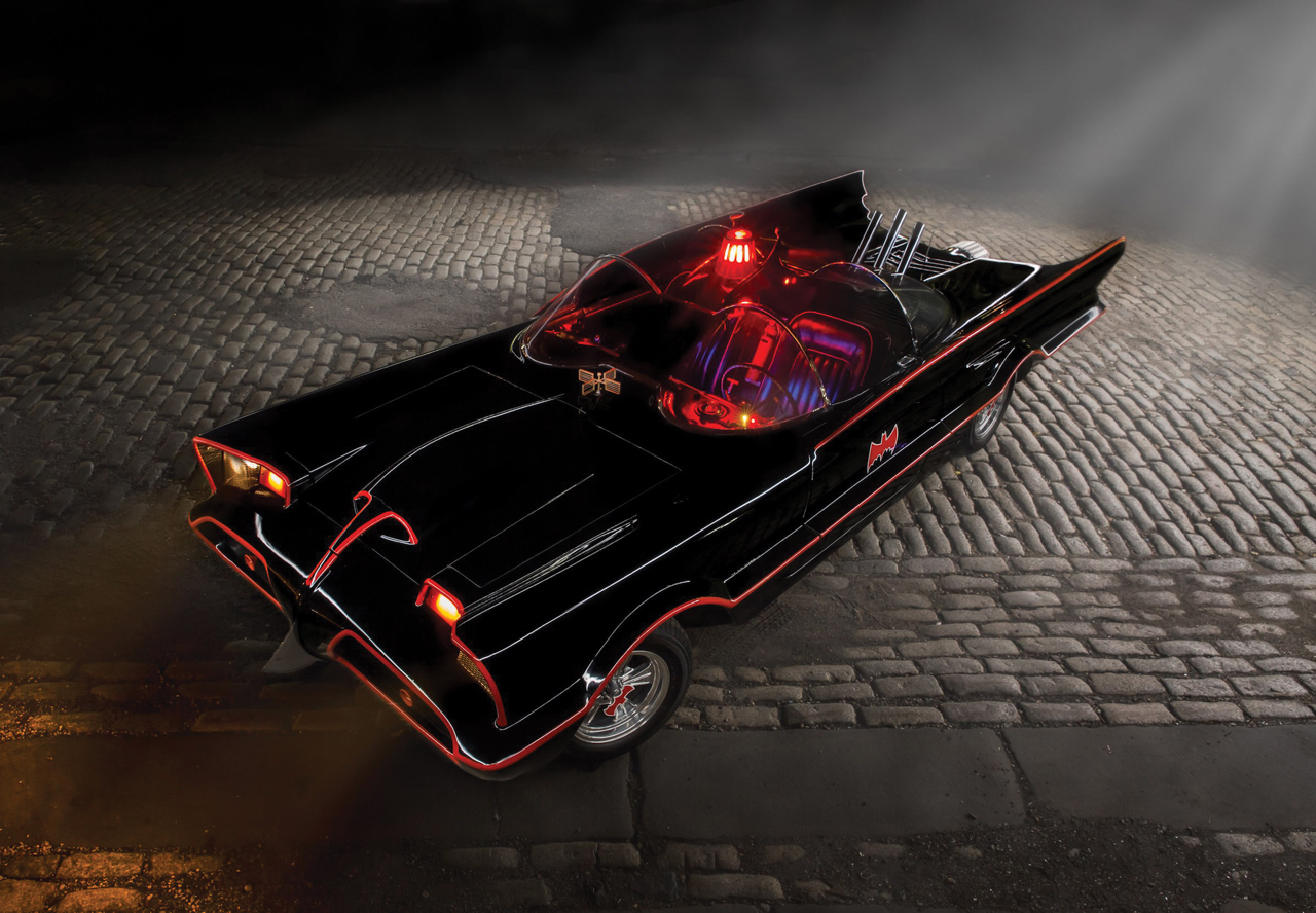La Batmobile... L'originale ! 15