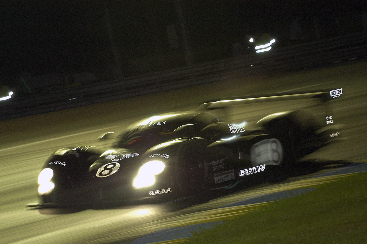 Engine Sound : Bentley Speed 8 - 3 années pour 1 victoire ! 47
