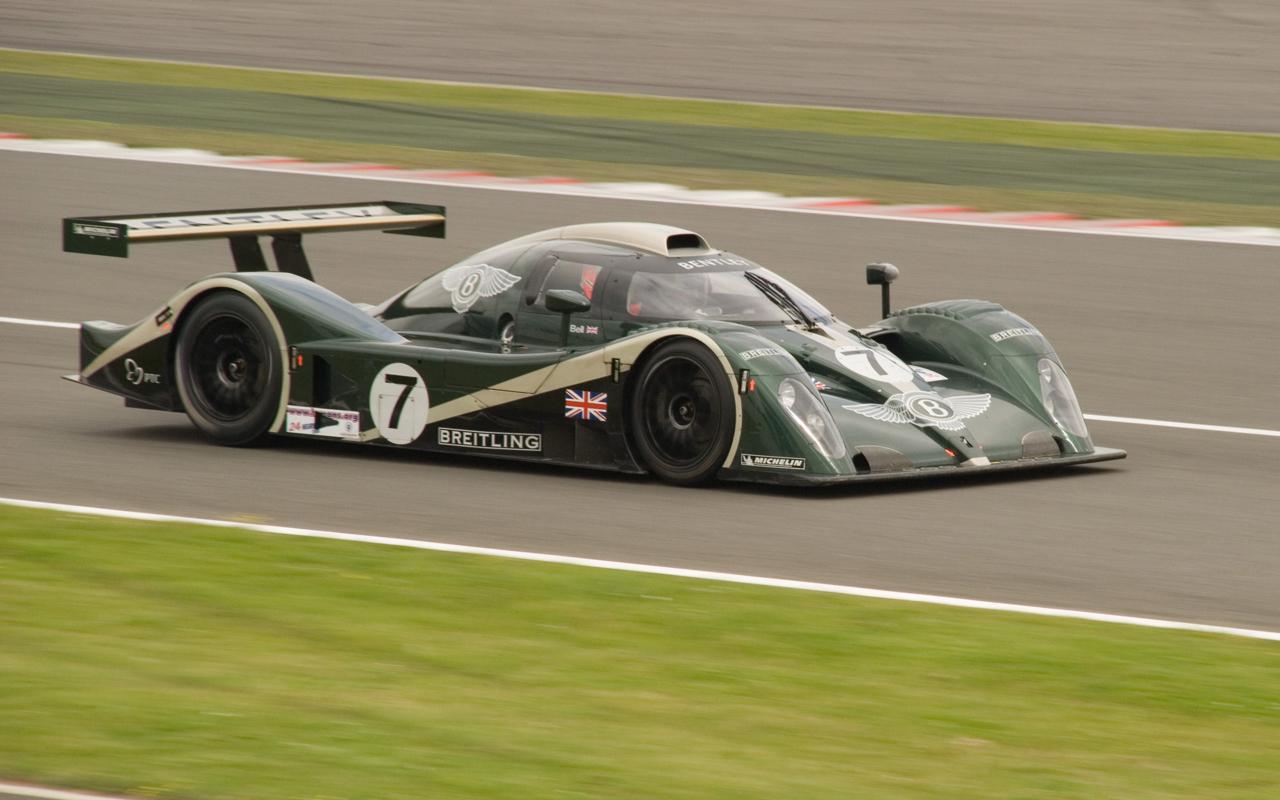 Engine Sound : Bentley Speed 8 - 3 années pour 1 victoire ! 43