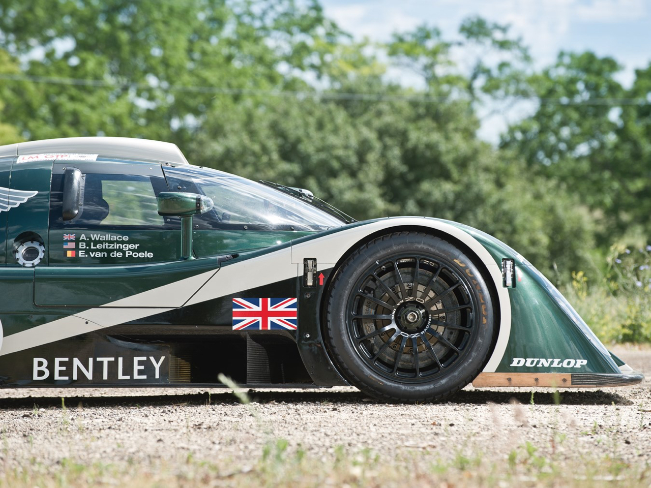 Engine Sound : Bentley Speed 8 - 3 années pour 1 victoire ! 6