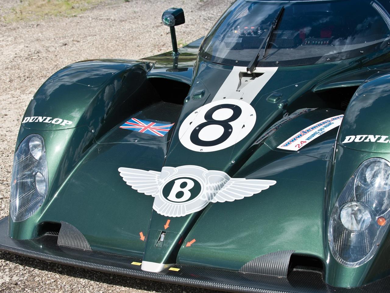 Engine Sound : Bentley Speed 8 - 3 années pour 1 victoire ! 5