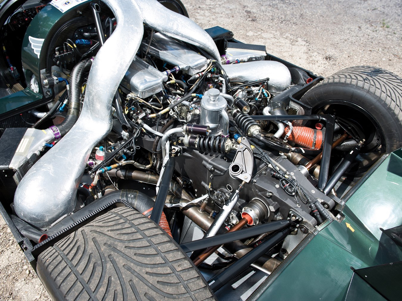 Engine Sound : Bentley Speed 8 - 3 années pour 1 victoire ! 11