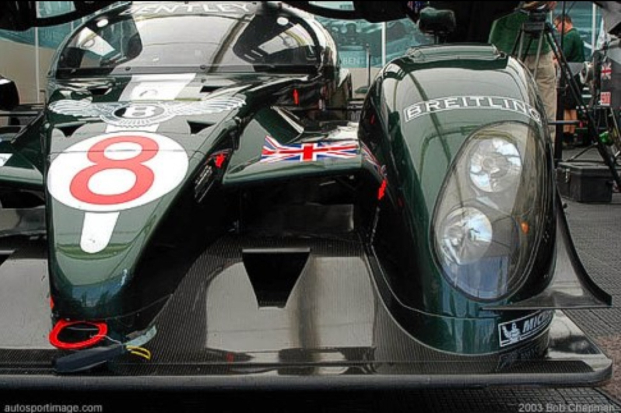 Engine Sound : Bentley Speed 8 - 3 années pour 1 victoire ! 4