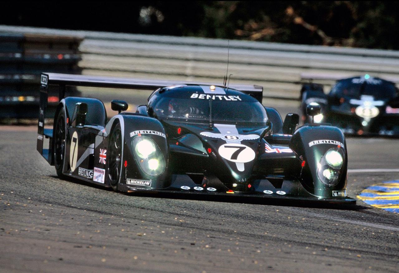 Engine Sound : Bentley Speed 8 - 3 années pour 1 victoire ! 3
