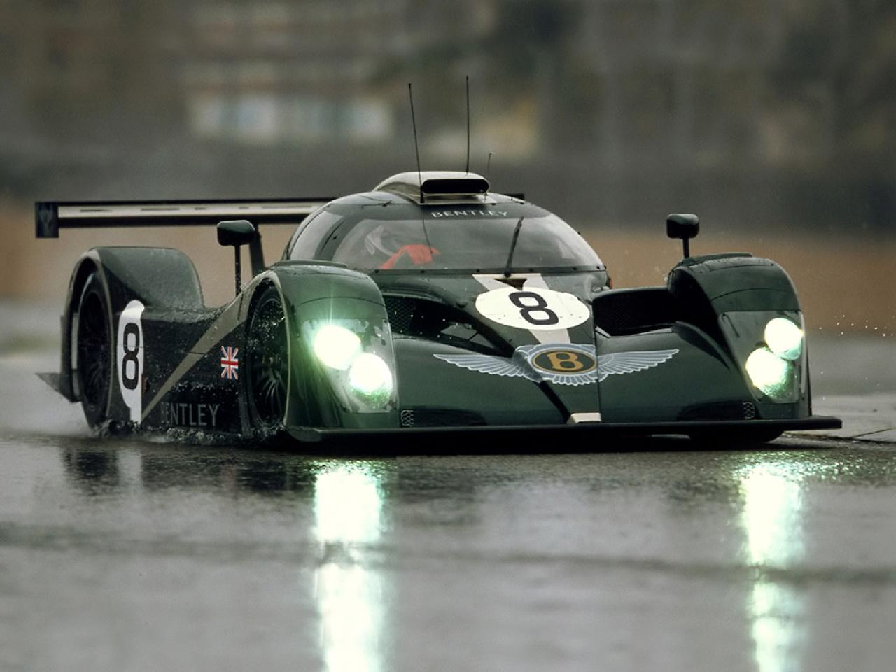 Engine Sound : Bentley Speed 8 - 3 années pour 1 victoire ! 34