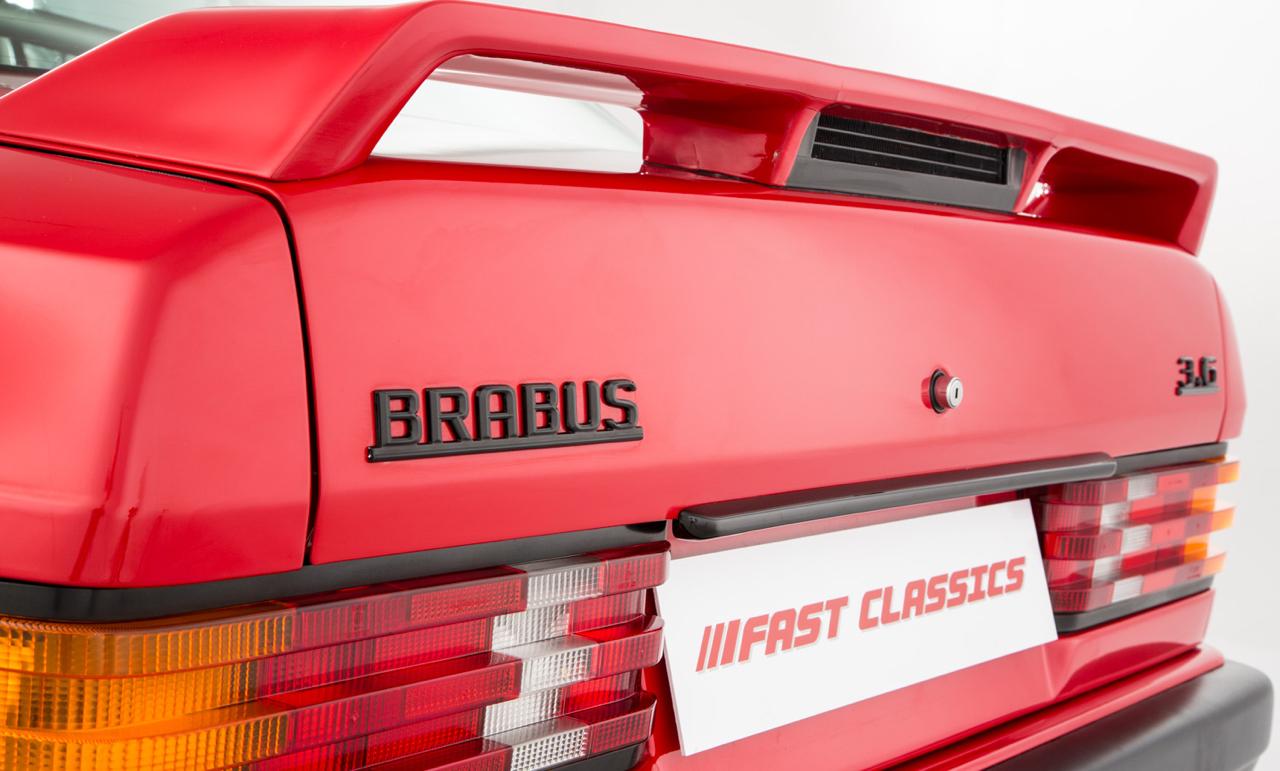 Brabus 190e 3.6S Lightweight : Hommage à Bodo ! 42