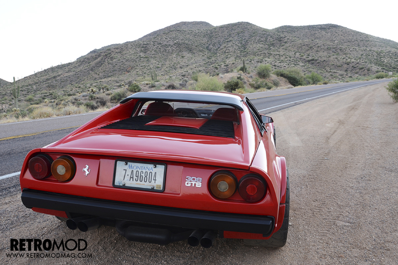 Ferrari 308 GTB... GTO ?! 30