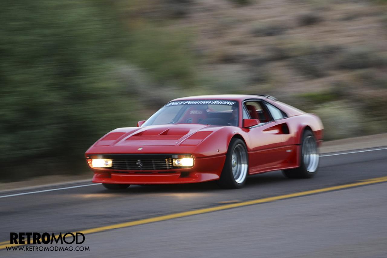 Ferrari 308 GTB... GTO ?! 24
