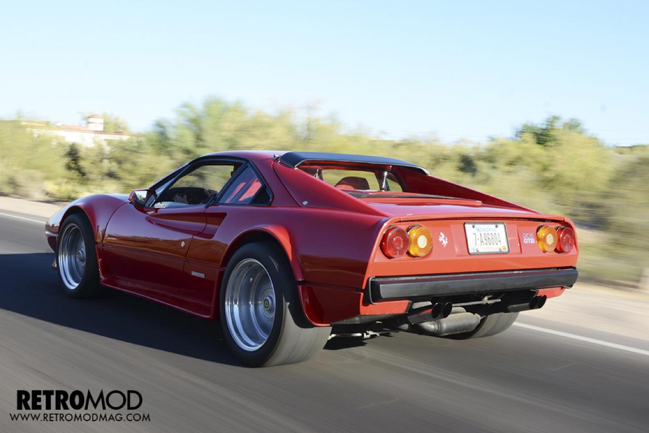 Ferrari 308 GTB... GTO ?! 27