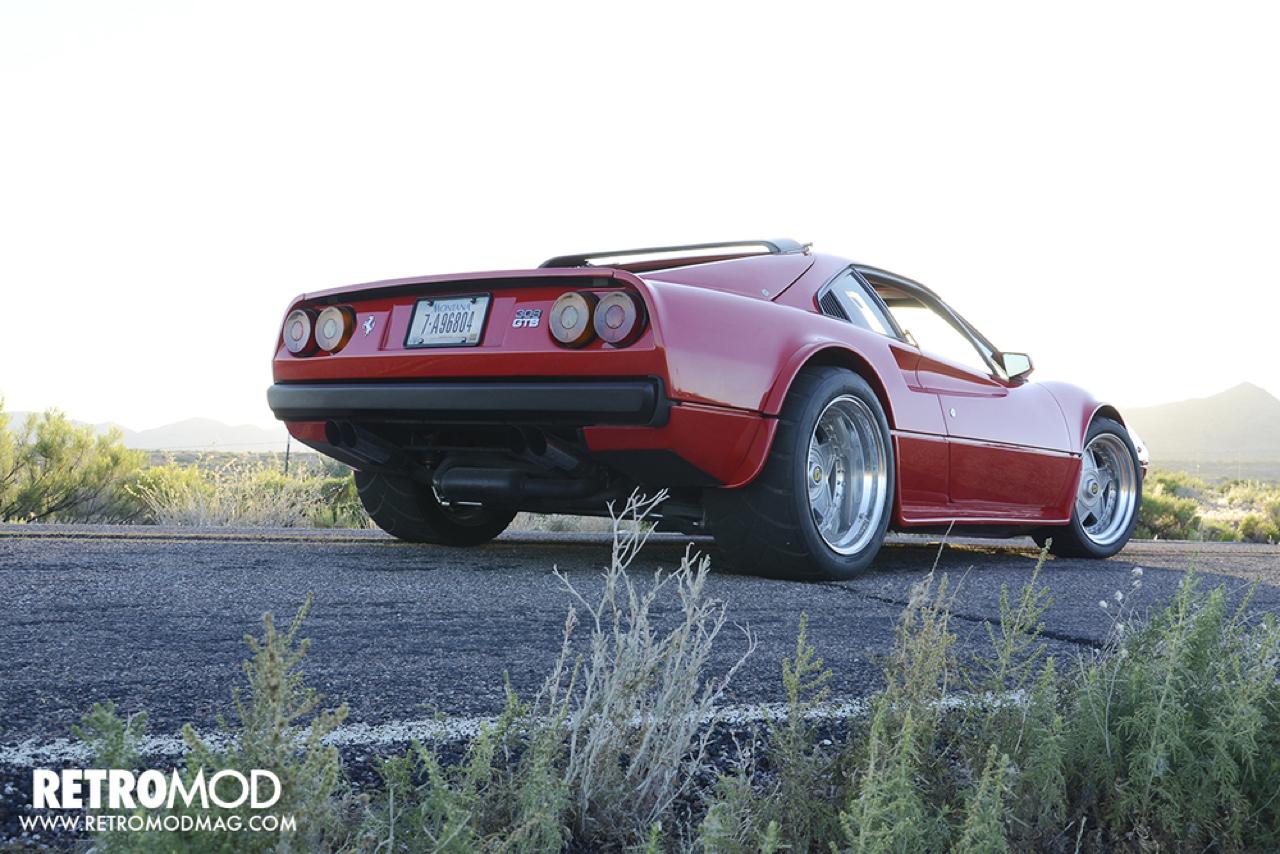 Ferrari 308 GTB... GTO ?! 23