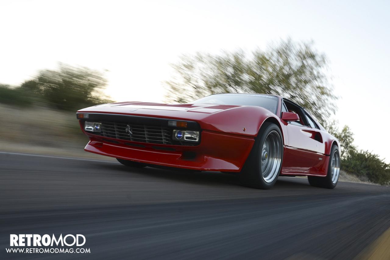 Ferrari 308 GTB... GTO ?! 21