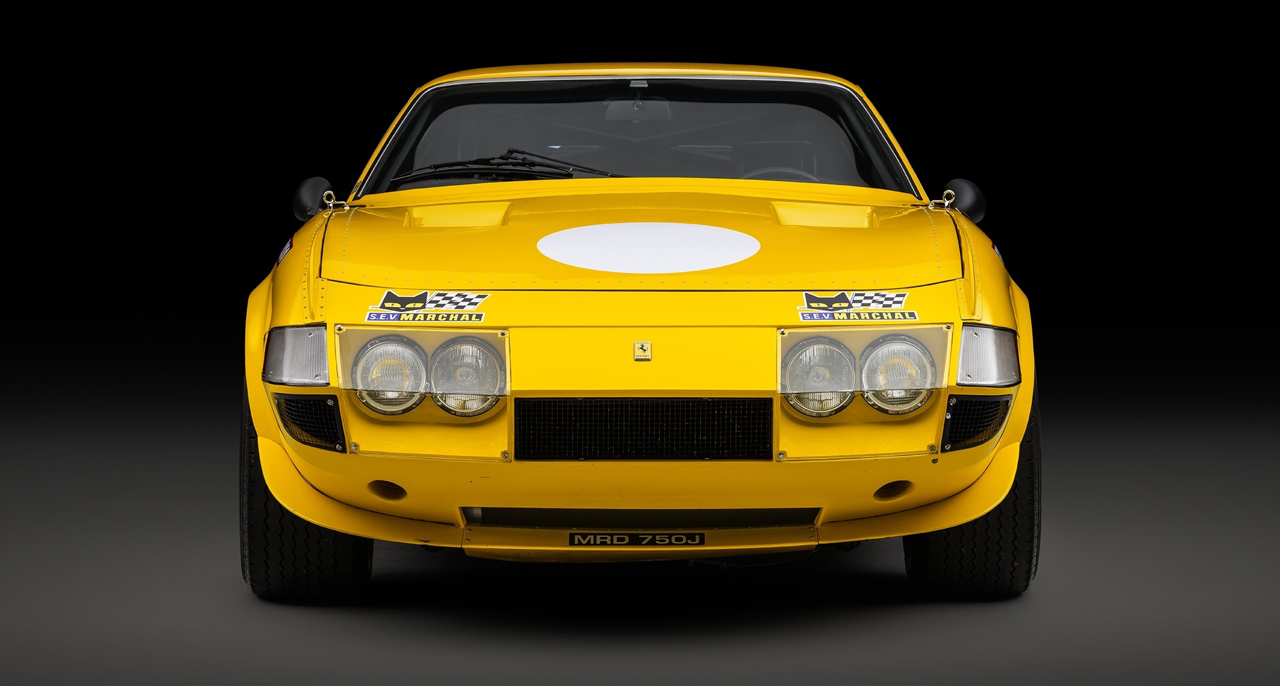 Ferrari 365 GTB/4 Daytona Michelotto - Happy birthday ! 2