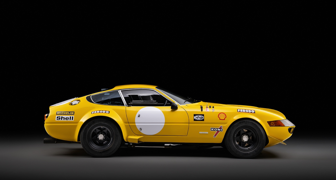 Ferrari 365 GTB/4 Daytona Michelotto - Happy birthday ! 4