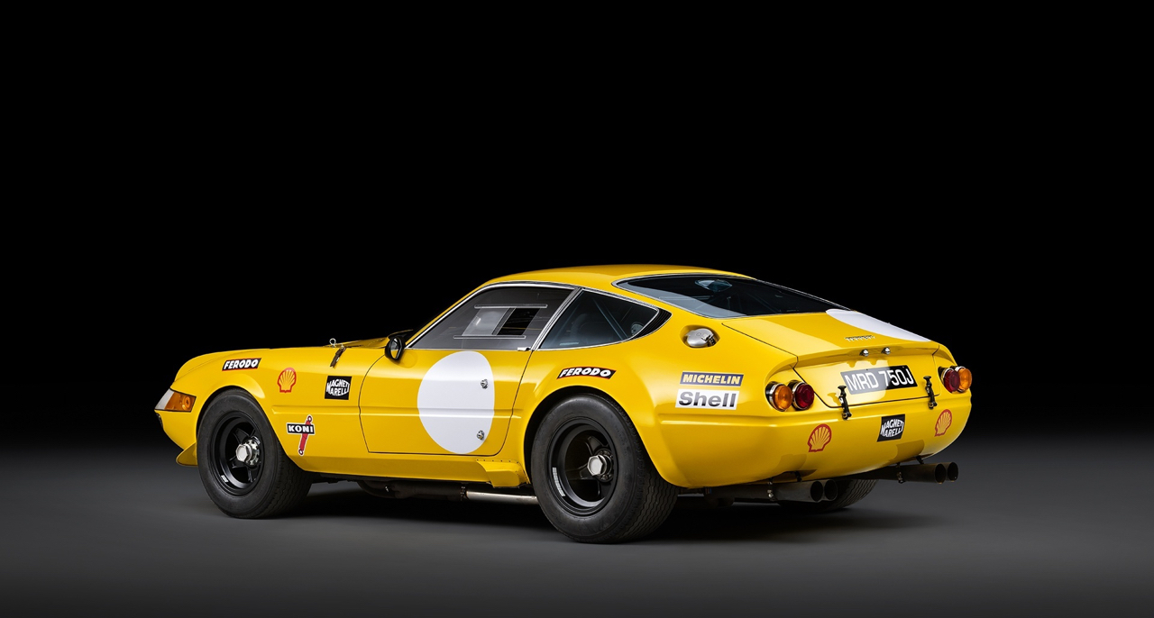 Ferrari 365 GTB/4 Daytona Michelotto - Happy birthday ! 14