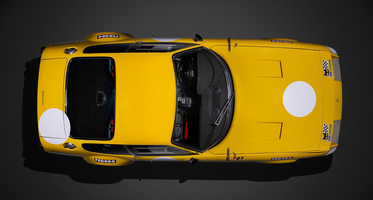Ferrari 365 GTB/4 Daytona Michelotto - Happy birthday ! 1