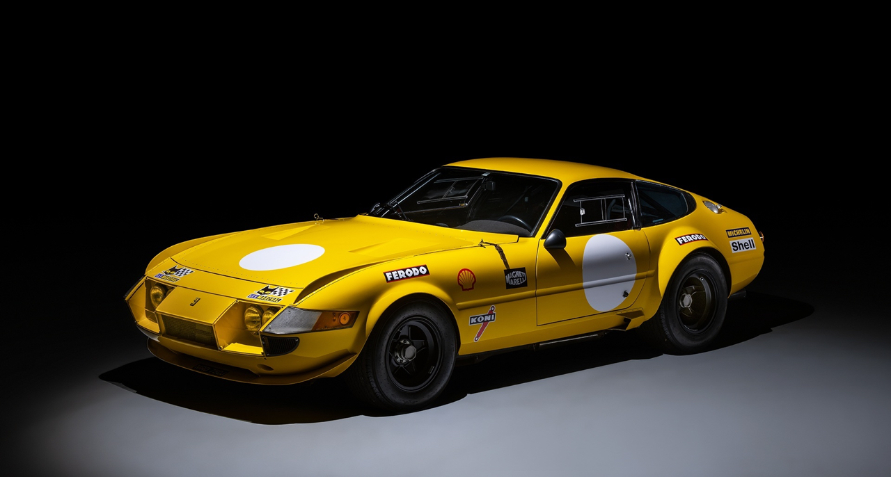 Ferrari 365 GTB/4 Daytona Michelotto - Happy birthday ! 26