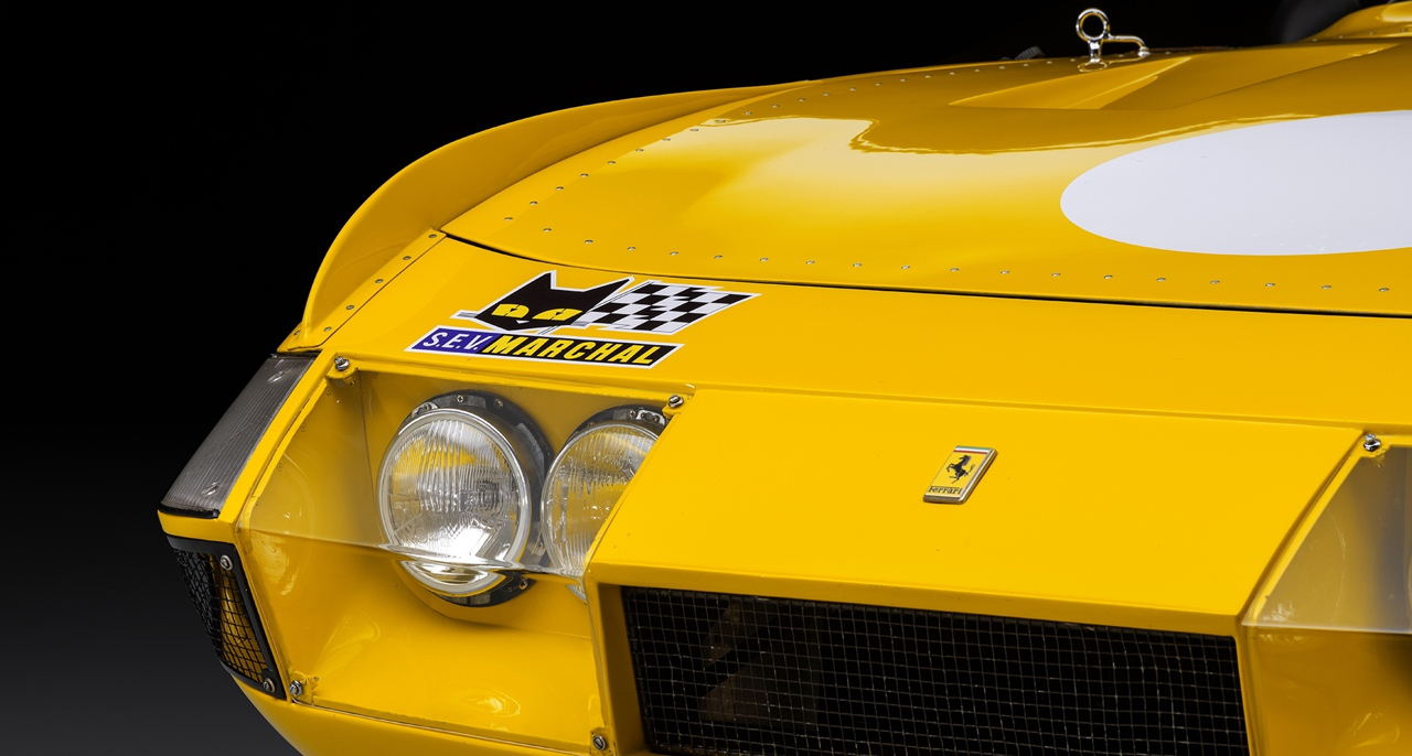 Ferrari 365 GTB/4 Daytona Michelotto - Happy birthday ! 25
