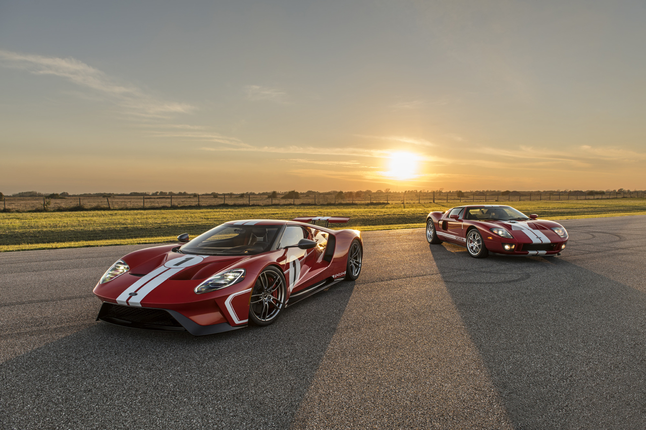 Engine Sound : Ford GT Heritage Edition... en Akrapovic ! 24
