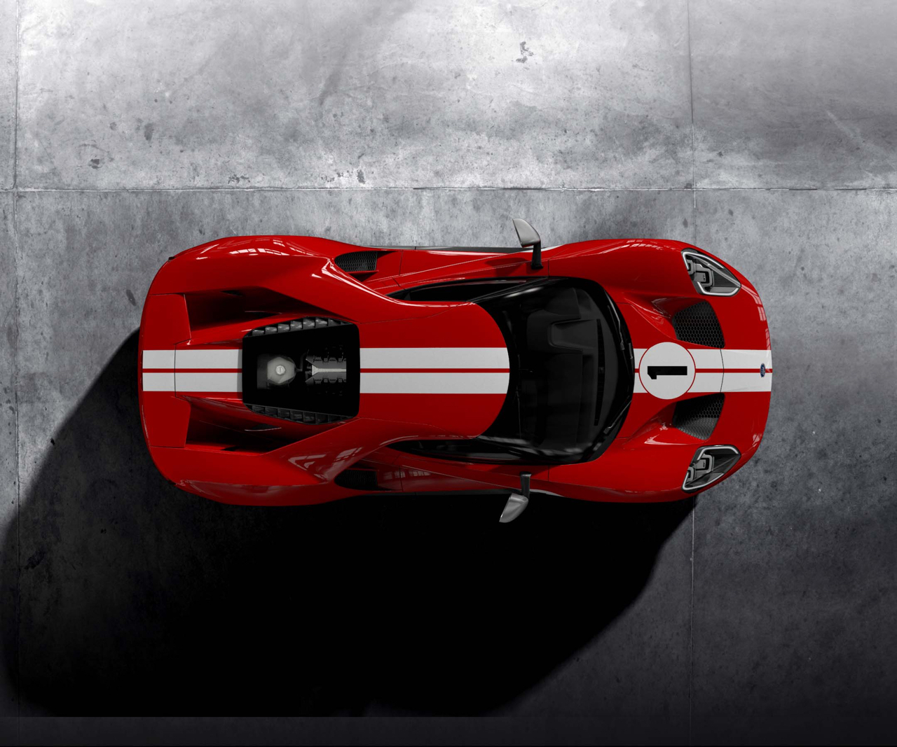 Engine Sound : Ford GT Heritage Edition... en Akrapovic ! 32