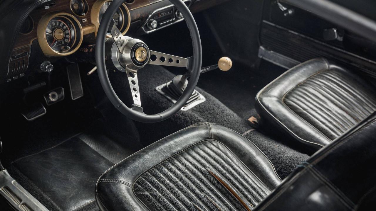 Ford Mustang... Celle de Bullitt ! 60