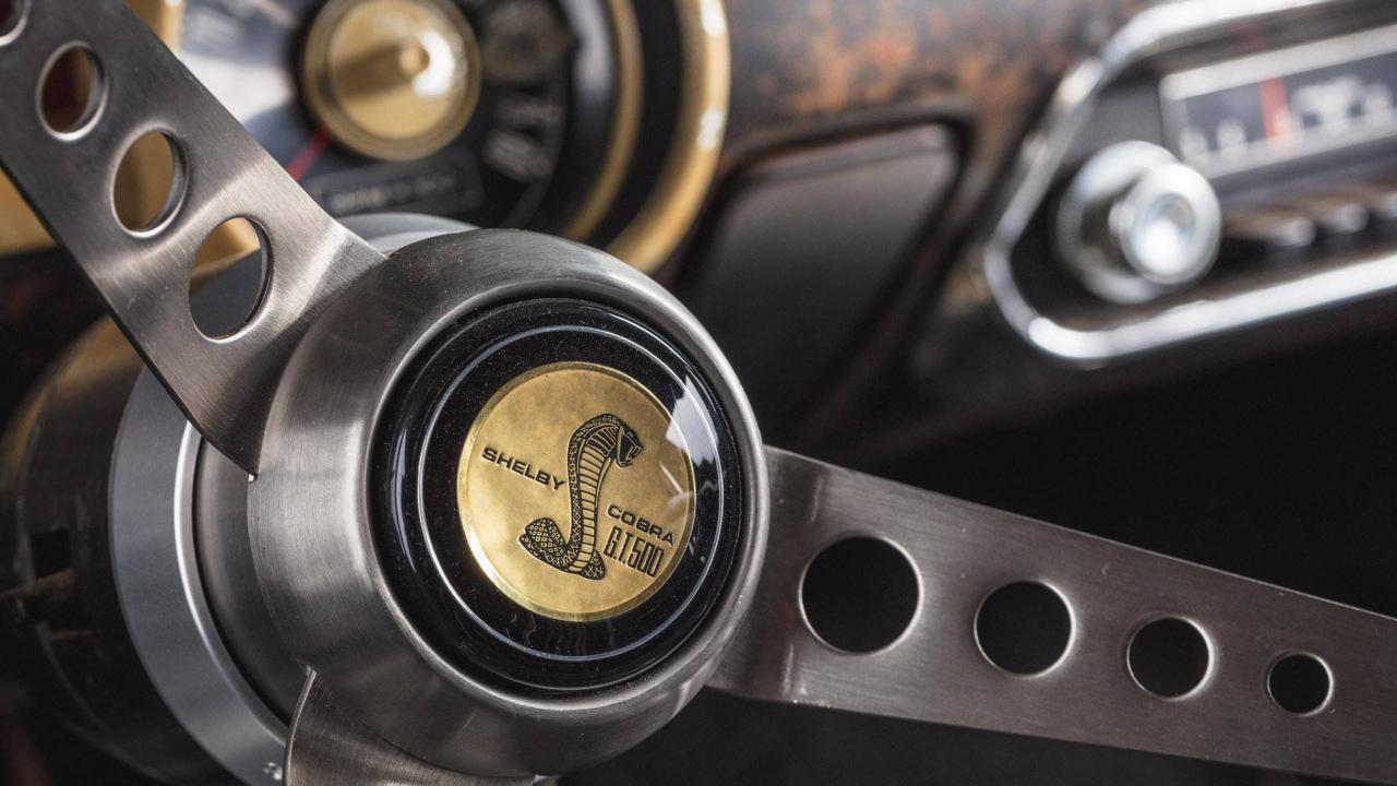 Ford Mustang... Celle de Bullitt ! 9