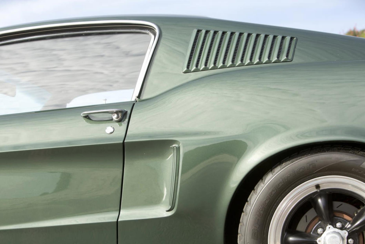 Ford Mustang... Celle de Bullitt ! 49