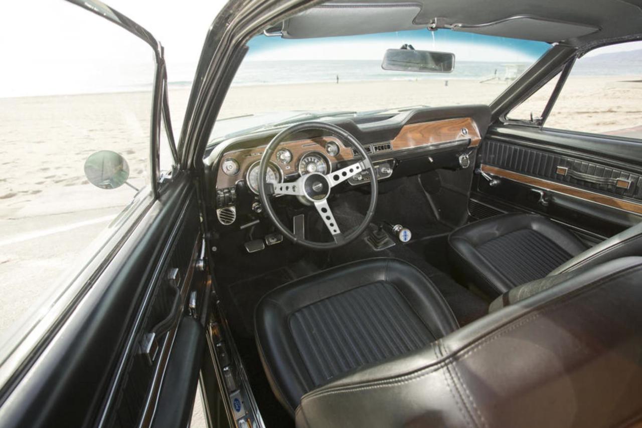 Ford Mustang... Celle de Bullitt ! 50