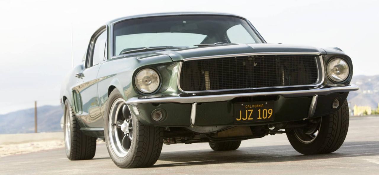 Ford Mustang... Celle de Bullitt ! 47