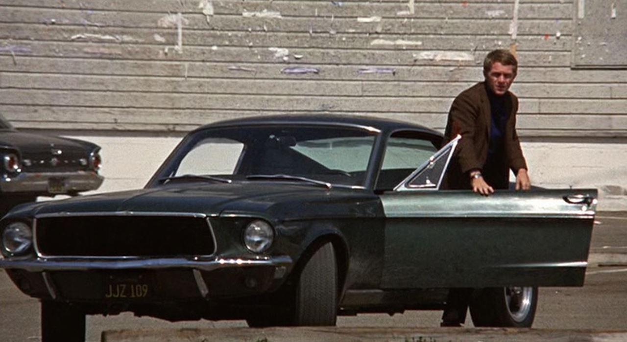Ford Mustang... Celle de Bullitt ! 52