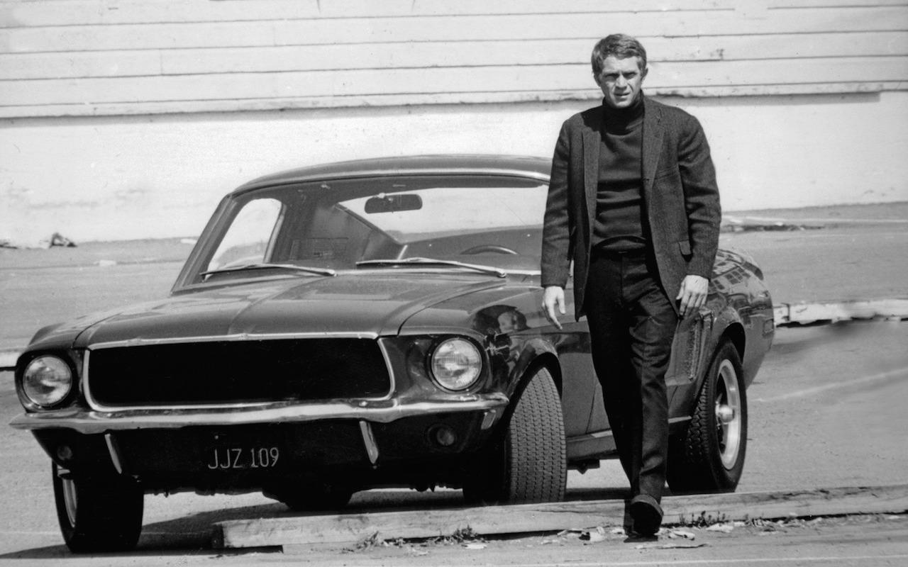 Ford Mustang... Celle de Bullitt ! 84