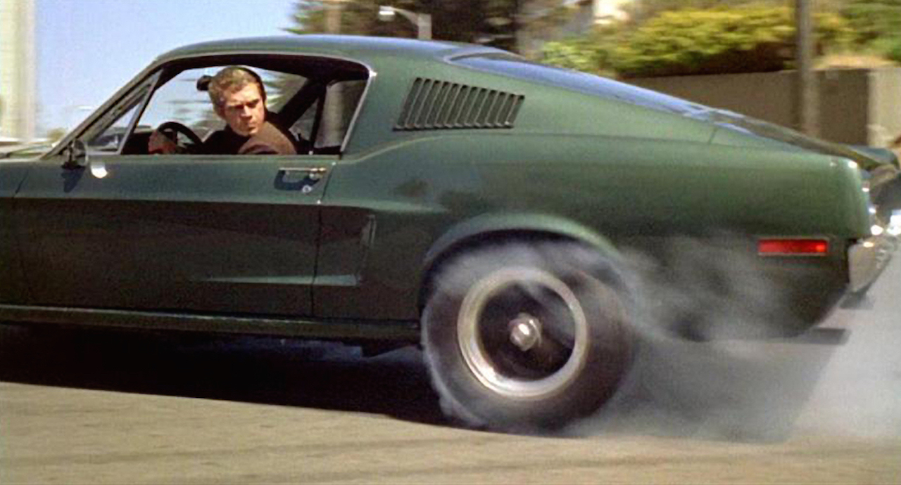 Ford Mustang... Celle de Bullitt ! 48