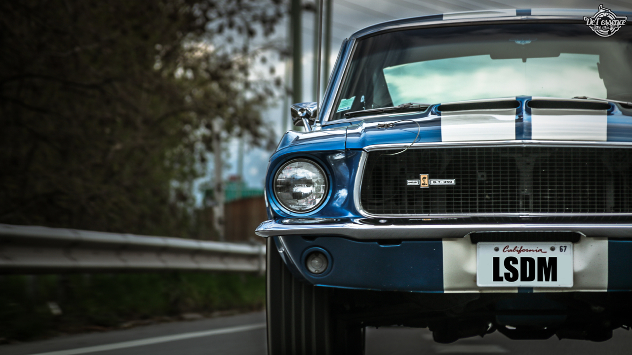 Ford Mustang Fastback '67 - Appelez la Alice... 30