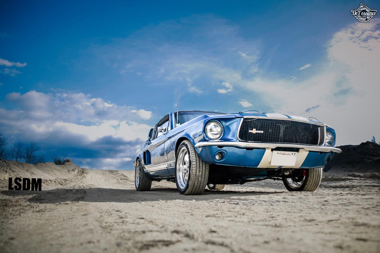 Ford Mustang Fastback '67 - Appelez la Alice... 28