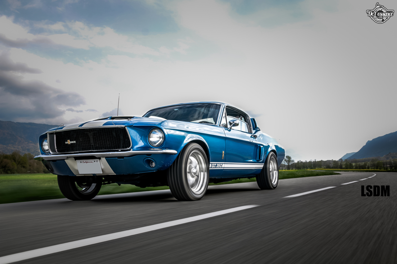 Ford Mustang Fastback '67 - Appelez la Alice... 35