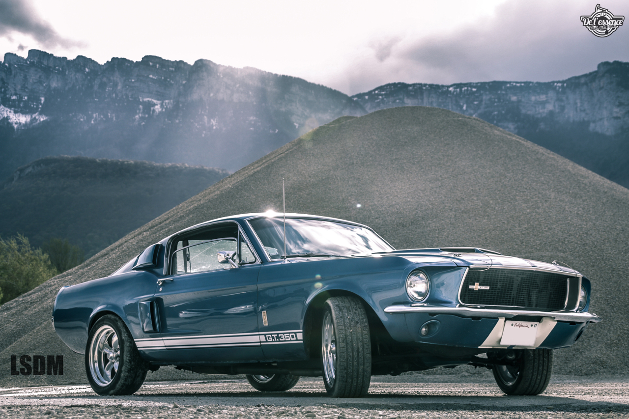 Ford Mustang Fastback '67 - Appelez la Alice... 34