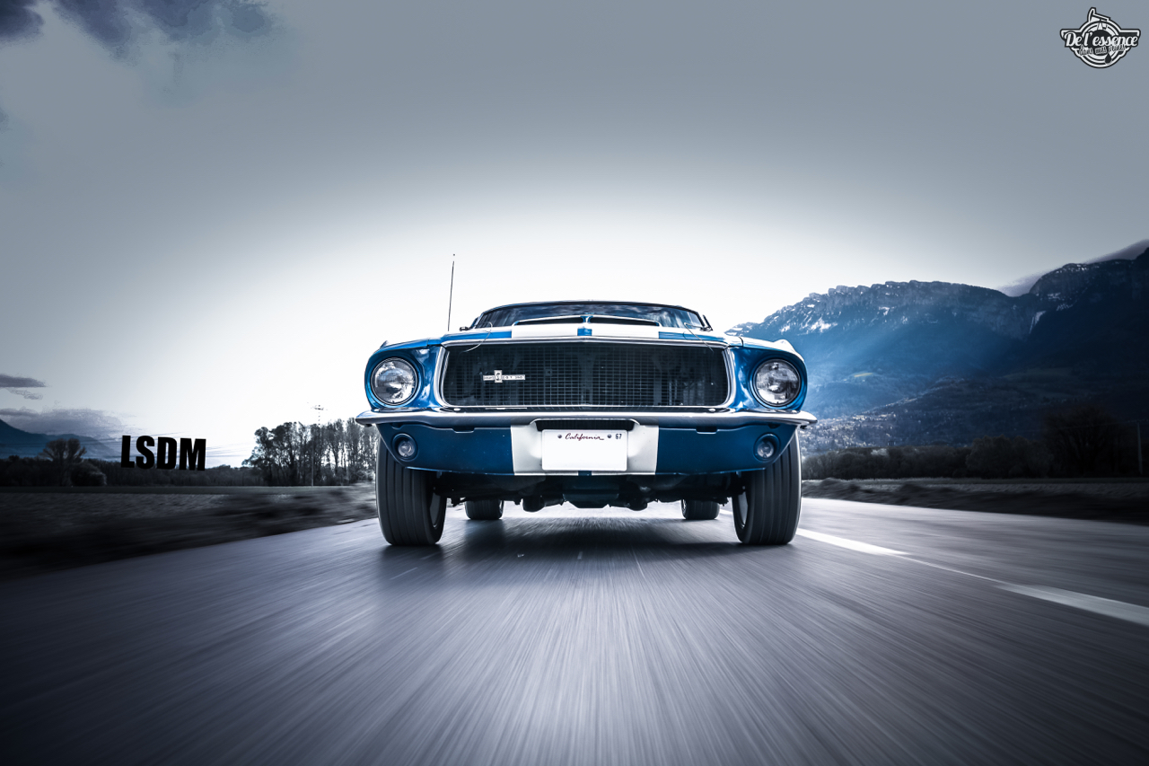 Ford Mustang Fastback '67 - Appelez la Alice... 32