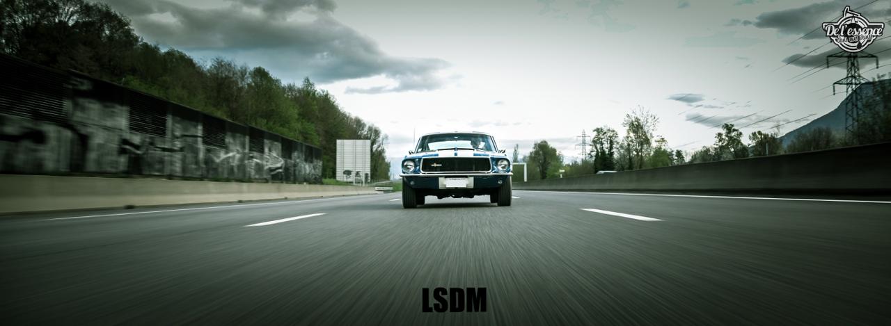 Ford Mustang Fastback '67 - Appelez la Alice... 31